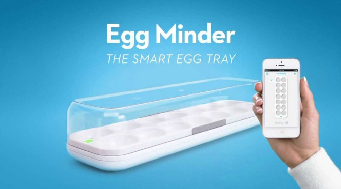 EggMinder – wieviele Eier sind noch da?