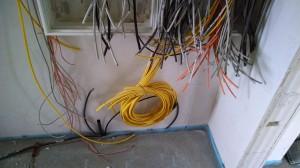 Duplex Catkabel für LAN