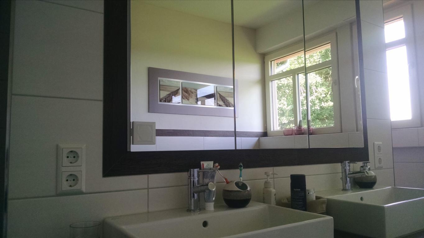 Bockstark, der Taster am Spiegel, das hat was :)