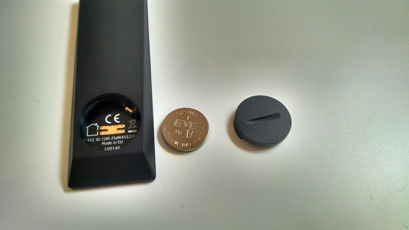 Batteriefach